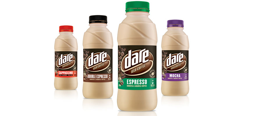 how to make dare iced coffee at home